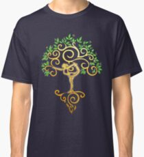 Yoga Tree Classic T-Shirt