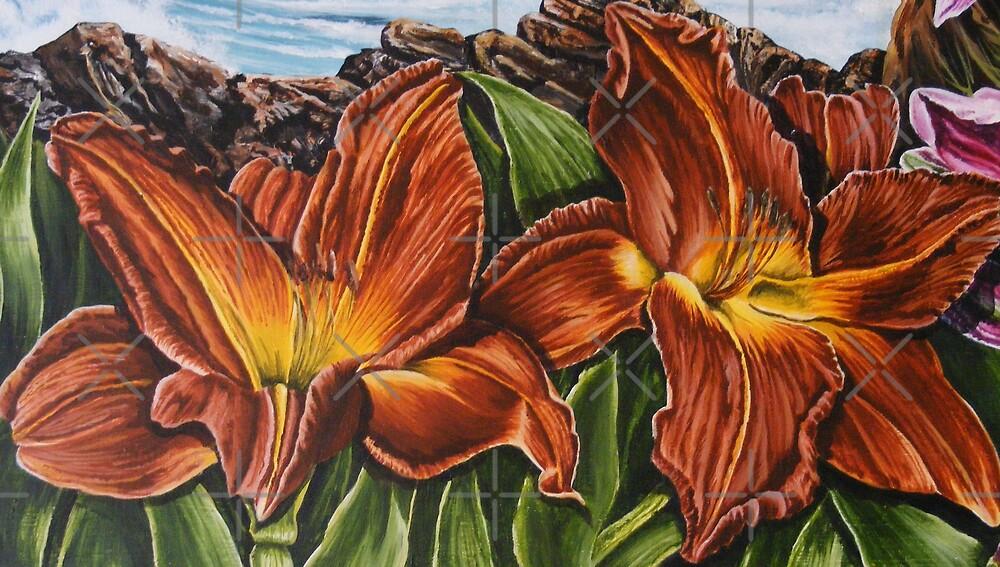 flowers 2 by dnlddean