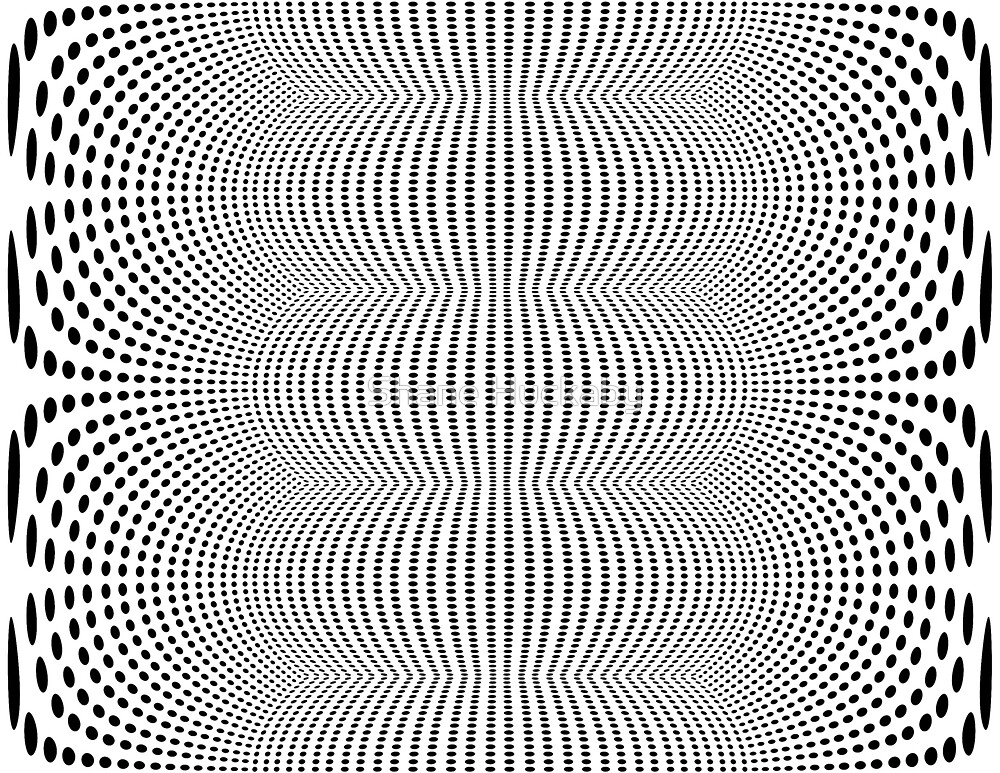 Dot Wave by Shane Huckaby