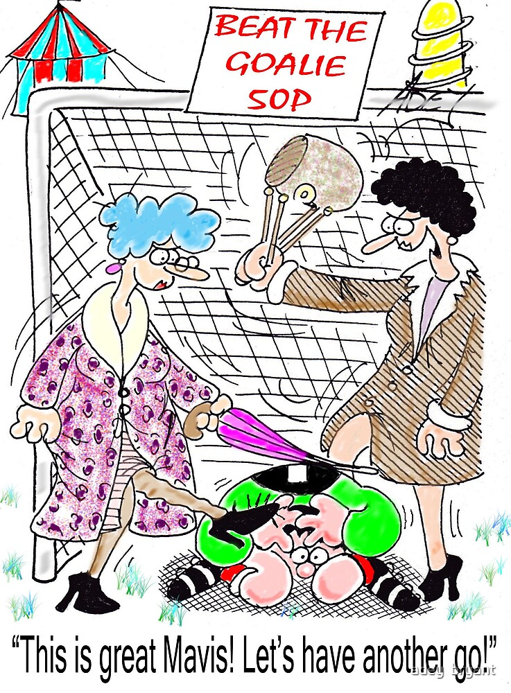 beat the goalie by adey  bryant