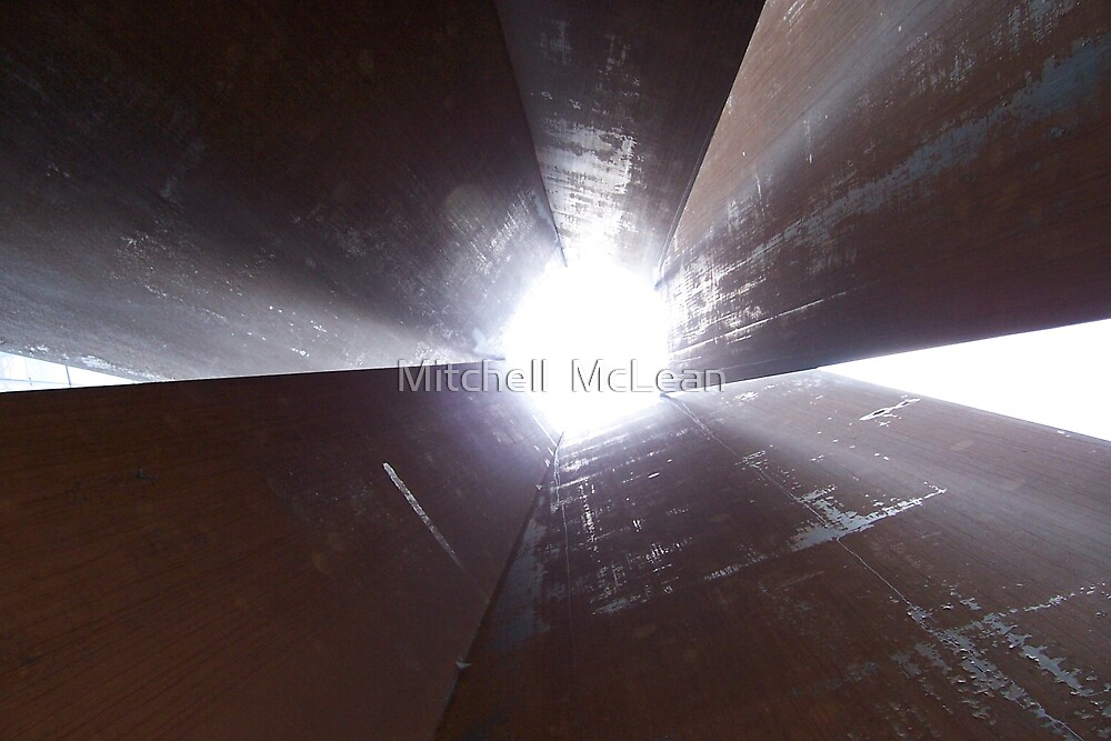 Tunnel Vision by Mitchell  McLean