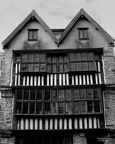 Ye Olde Merchant House, Plymouth. by Wayne Holman