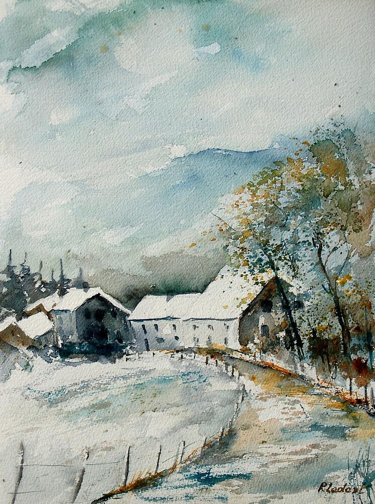 watercolor sechery 1207 by calimero
