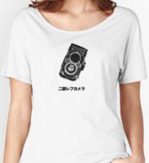 Japan Rollei Women's Relaxed Fit T-Shirt