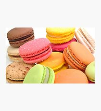 "French Confection "" Macaron""  Photographic Print"