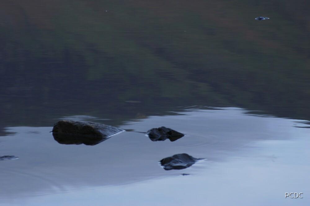 Derwentwater Stones by PCDC
