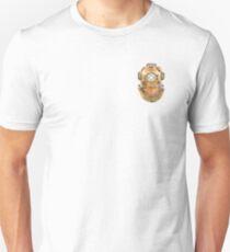Vintage Diving Helmet - Watercolor T-Shirt