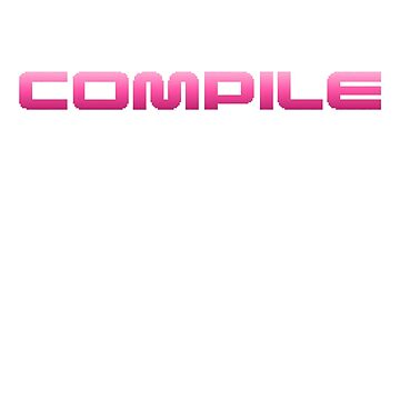 Compile (Filled Logo)- Japanese Game Co. by Winxamitosis