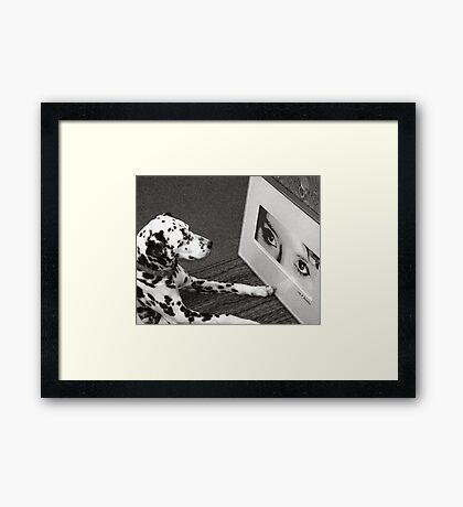 Art Student Framed Print