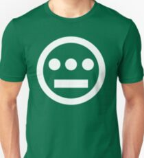 Hiero logo - try on any colour T-Shirt