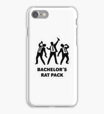 Bachelor's Rat Pack iPhone Case/Skin