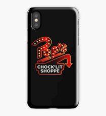 Riverdale Pops Chocklit Shoppe iPhone Case