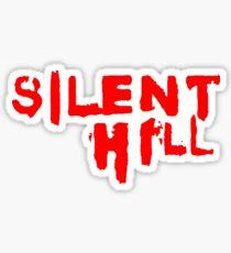 Silent Hill Sticker