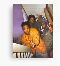 A Tribe Called Quest photo Canvas Print