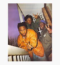 A Tribe Called Quest photo Photographic Print