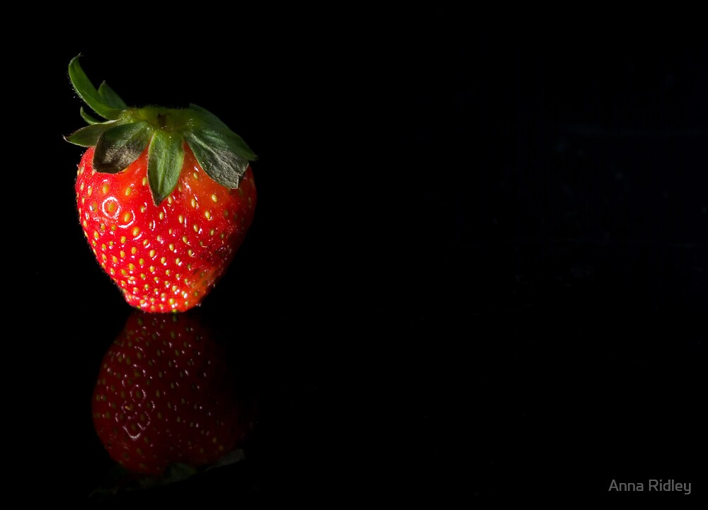 Strawberry by Anna Ridley