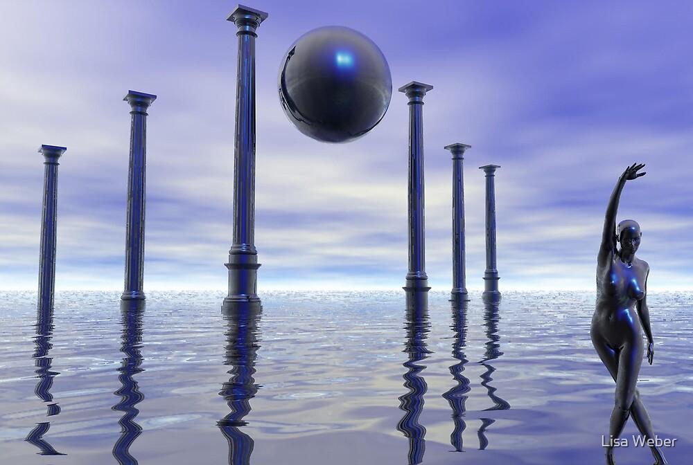 Raising Atlantis by Lisa  Weber