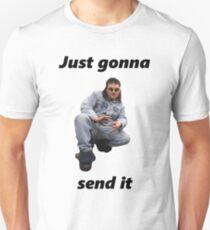 Larry Enticer Unisex T-Shirt