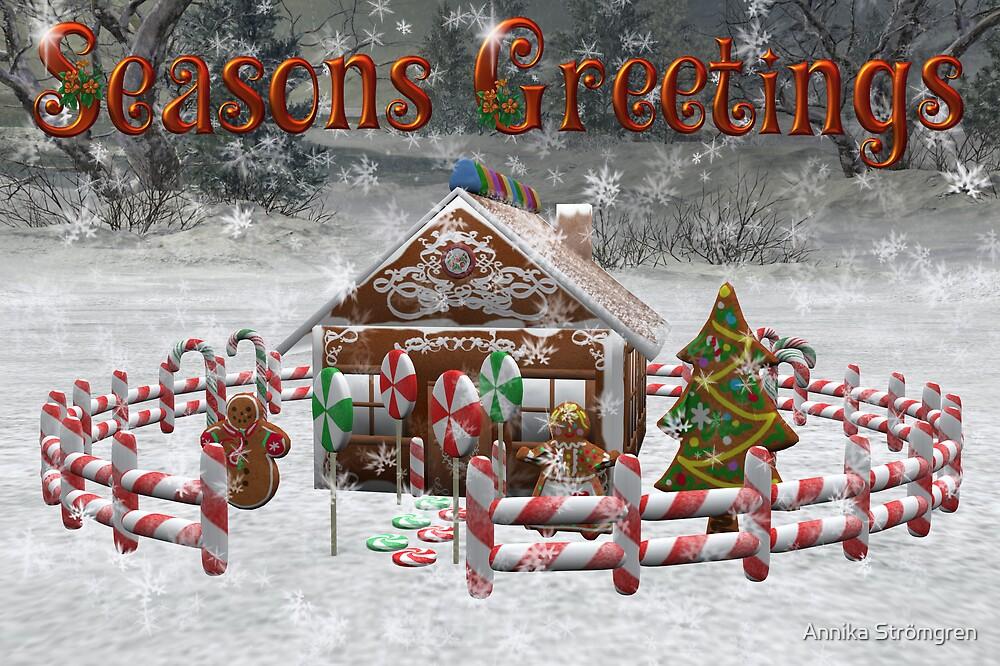 Seasons Greetings by Annika Strömgren