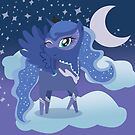 Super Luna by GinKadia