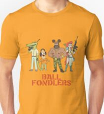 Ball Fondlers -  Rick and Morty  T-Shirt