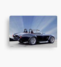 1966 Shelby Cobra 427 Cu. In. Replica  Canvas Print