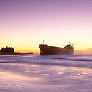 Pasha Bulker, Newcastle, NSW by Matt  Lauder