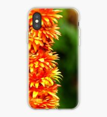 Strung Flowers iPhone Case