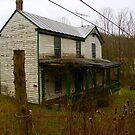 The Manor House Is Barred  by Paul Lubaczewski