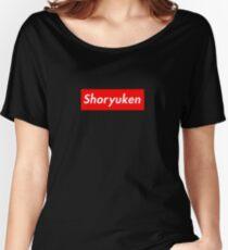 Shoryuken Supreme Women's Relaxed Fit T-Shirt