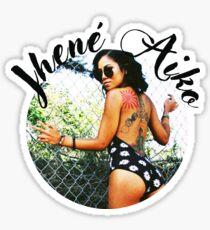 JHENÉ AIKO Sticker