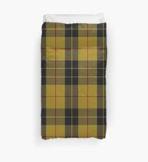 MacLeod of Lewis (Vestiarium Scoticum) Clan/Family Tartan Duvet Cover