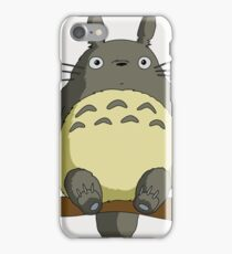 Totoro - Hayao Miyazaki iPhone Case/Skin
