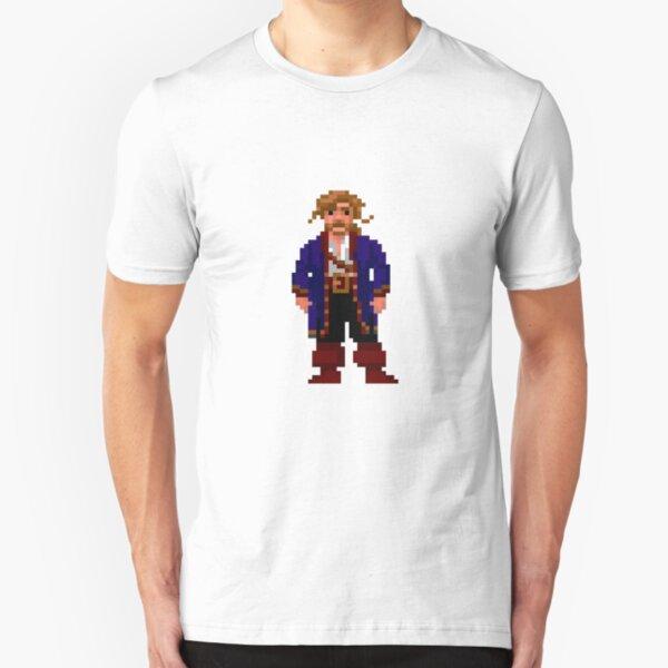 Guybrush Treepwood - Monkey Island Slim Fit T-Shirt