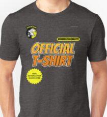 Metal Gear Solid: Peace Walker - Militaires Sans Frontières Official shirt Unisex T-Shirt
