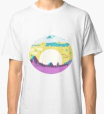 Alien World Classic T-Shirt