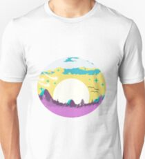 Alien World Unisex T-Shirt
