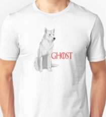 Ghost Game of Thrones Unisex T-Shirt
