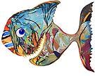 Horse Fish by Juhan Rodrik
