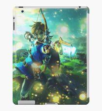 The Legend of Zelda: Breath of the Wild Link iPad Case/Skin