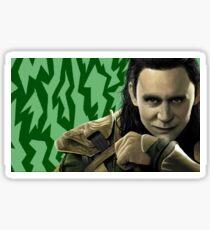 The God of Mischief Sticker