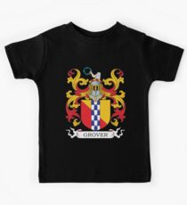 Grover Coat of Arms Kids Clothes