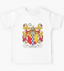 Grover Coat of Arms Kids Tee