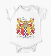 Grover Coat of Arms One Piece - Short Sleeve