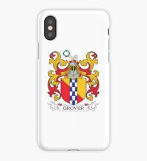 Grover Coat of Arms iPhone Case