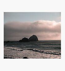 Oregon Coastline Photographic Print