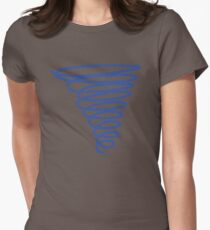 Legion chapter 4 - Tornado Spiral Womens Fitted T-Shirt
