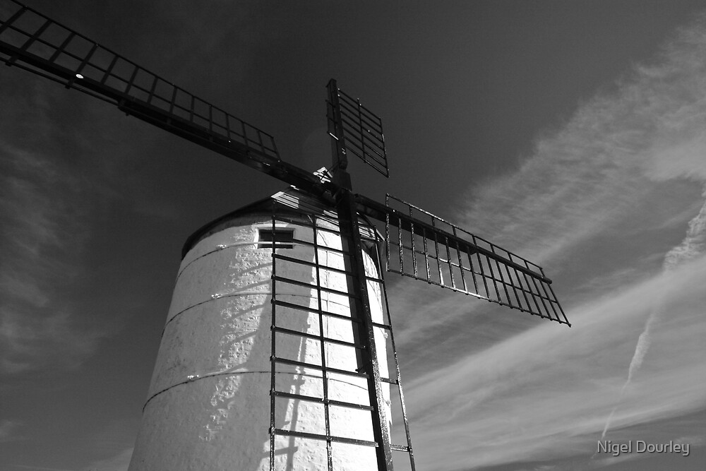 Ashton Windmill 12 by Nigel Dourley