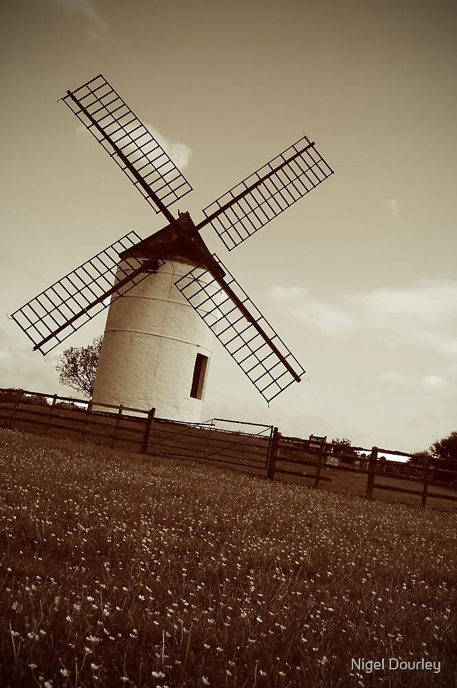Ashton Windmill 11 by Nigel Dourley