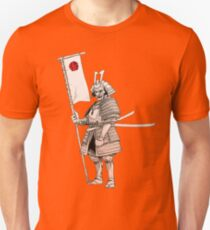 Samourai Unisex T-Shirt